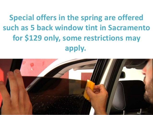 Window Tinting Sacramento >> Car Window Tint Install Sacramento