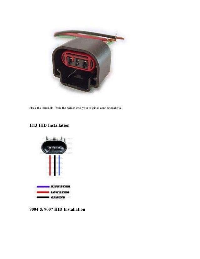 Amazing H13 Wiring Diagram Wiring Diagram Database Wiring Database Gramgelartorg