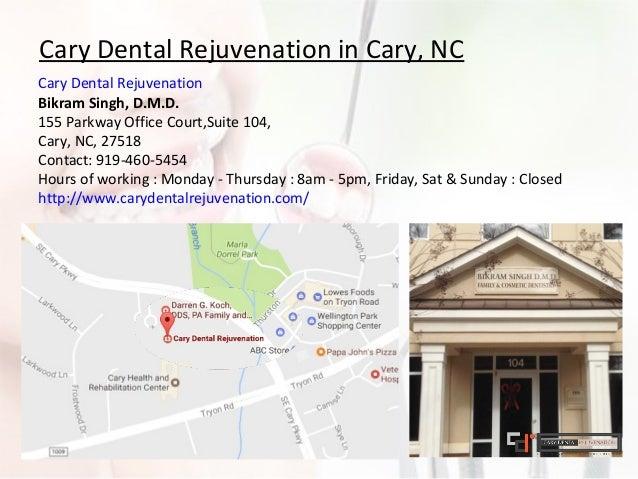 Cary Dental Rejuvenation