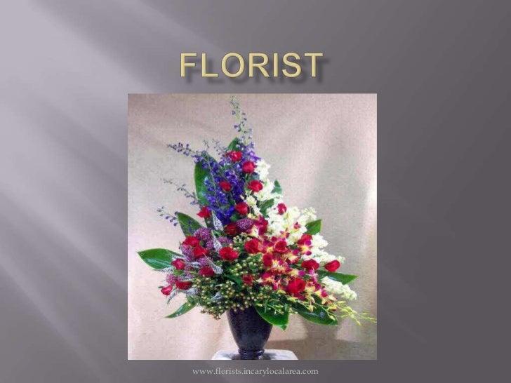 florist<br />www.florists.incarylocalarea.com<br />