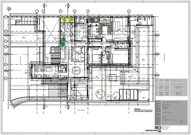 Casa EXECUTIVO parceria com amigos arquitetos