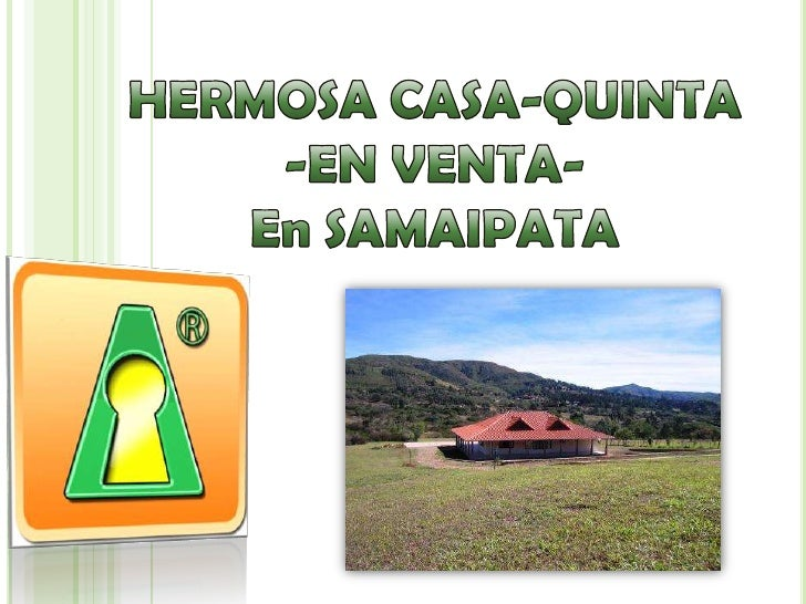 HERMOSA CASA-QUINTA <br />-EN VENTA-<br />En SAMAIPATA<br />