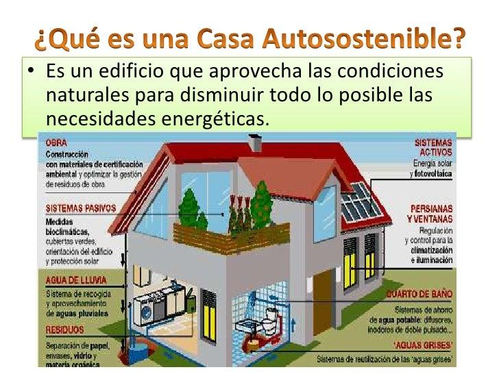 Casa ahorradora for Ideas para reformar una vivienda