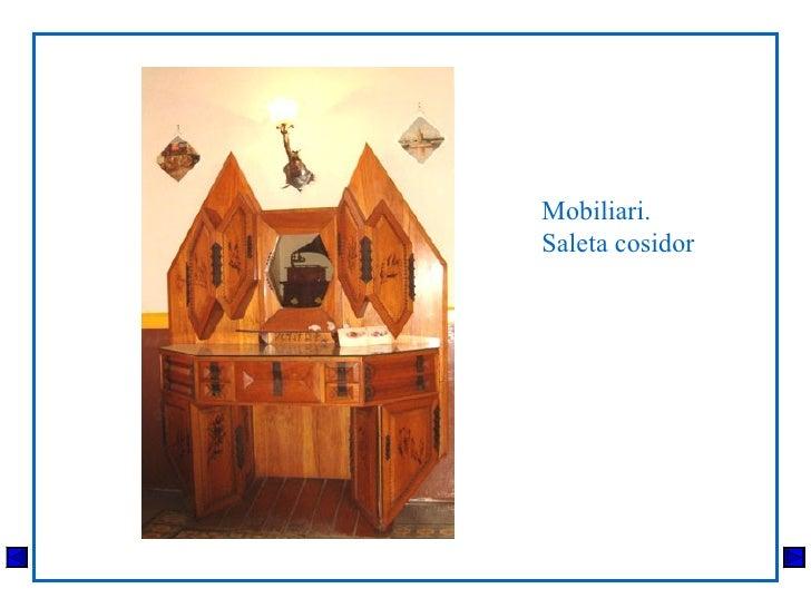Casa Bofarull De Josep Maria Jujol