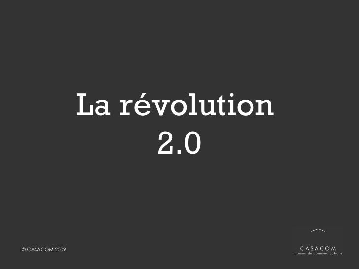 La révolution  2.0