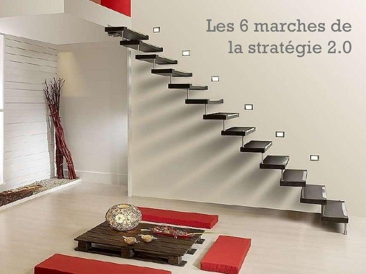 Les 6 marches de la stratégie 2.0