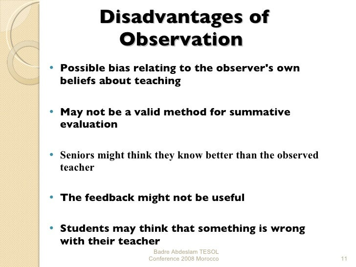 Horseshoe Classroom Design Advantages And Disadvantages : Observing the observation towards a reflective classroom