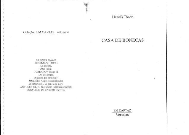 ( ( ( ( ( I ( ( ( ( ( ( ( ( ( ( ( Colecão EM CARTAZ volume 4, na mesma coleção TCHEKHOV Teatro I (A gaivota, O tio Vania) ...