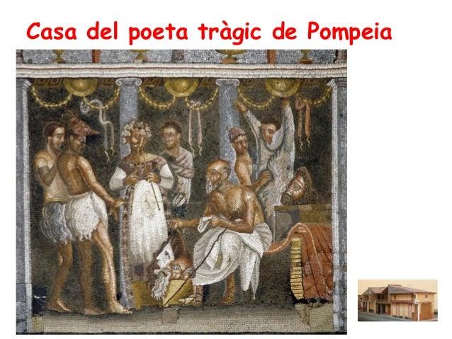 Casa del poeta tràgic de Pompeia