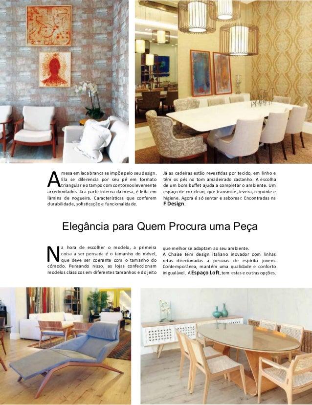Casa Design 2014- 118 A mesaemlaca branca seimpõe pelo seu design. Ela se diferencia por seu pé em formato triangulareotam...