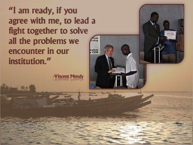 Student Reflections: Senegal Slide 2