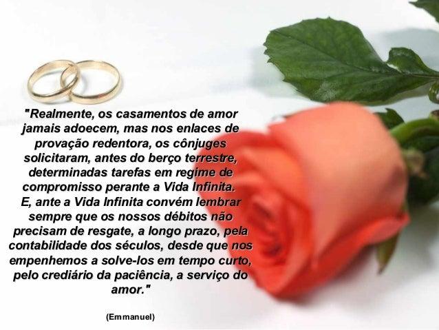 Muitas vezes Casamento na visão espírita CP18