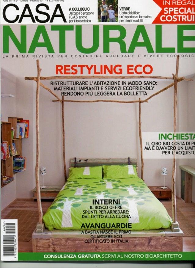 Casa Naturale - Febbraio 2011