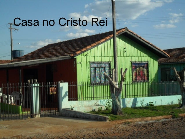 Casa no Cristo Rei