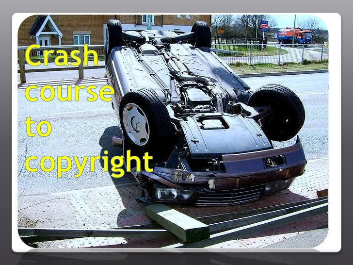 Crash course <br />to <br />copyright<br />