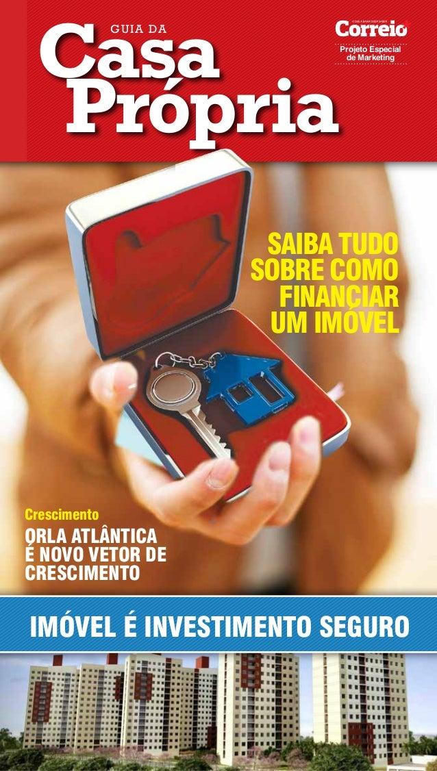 Casa              Guia DA                              Projeto Especial                               de Marketing Própria...