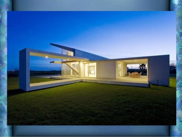 Arquitectura casas modernas for Casa de arquitectos