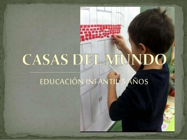 EDUCACIÓN INFANTIL 5 AÑOS