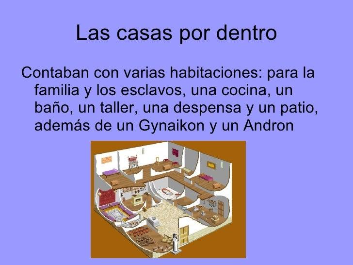 Casas griegas adriana sara cristina for Casas griegas antiguas