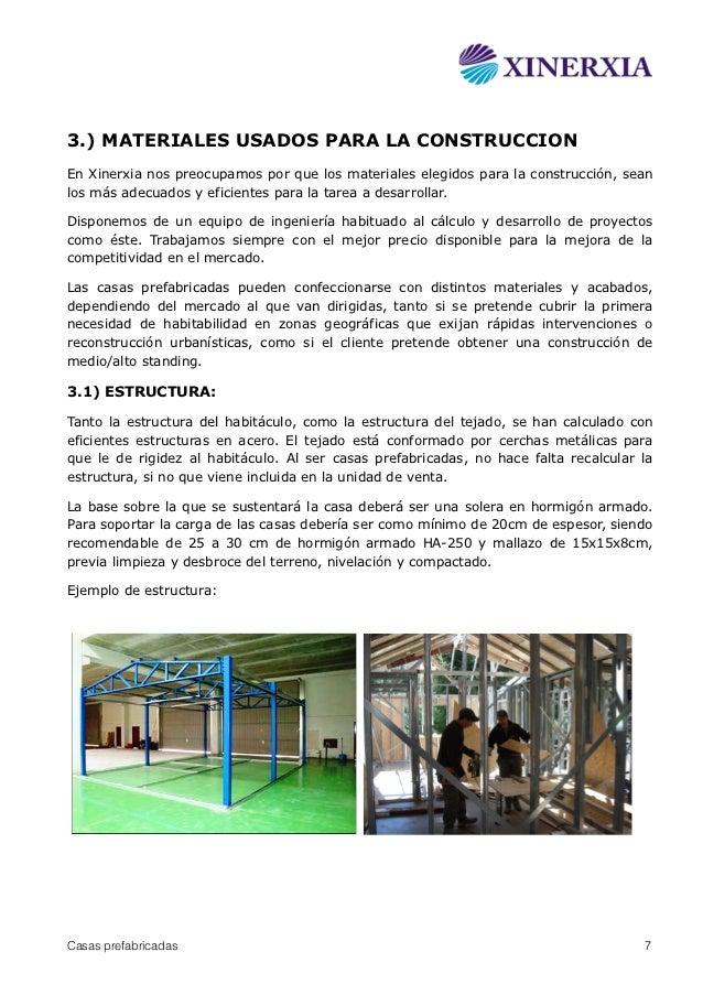 Casas prefabricadas panel sandwich xinerxia - Materiales para casas prefabricadas ...