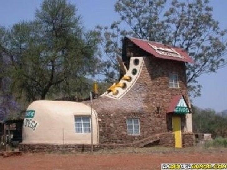 Casas raras 1