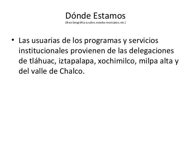 Casa Hogar Tlahuac Slide 3