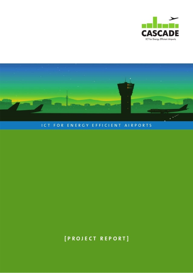 ICT FOR ENERGY EFFICIENT AIRPORTS      [PROJECT REPORT]