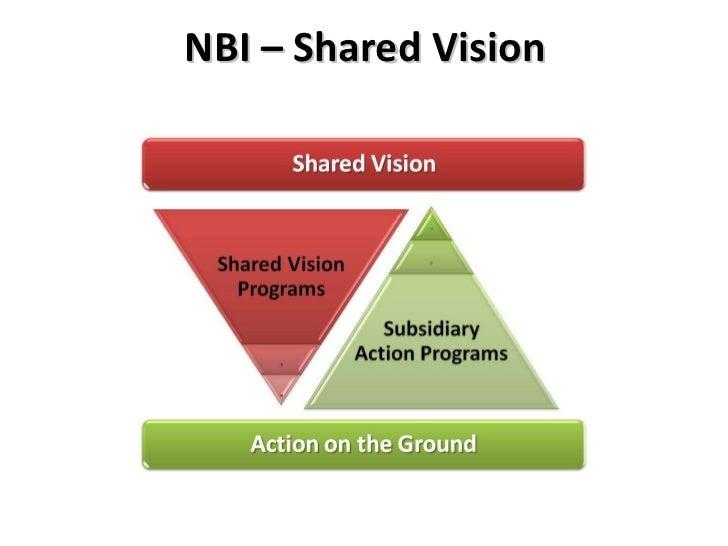 NBI – Shared Vision