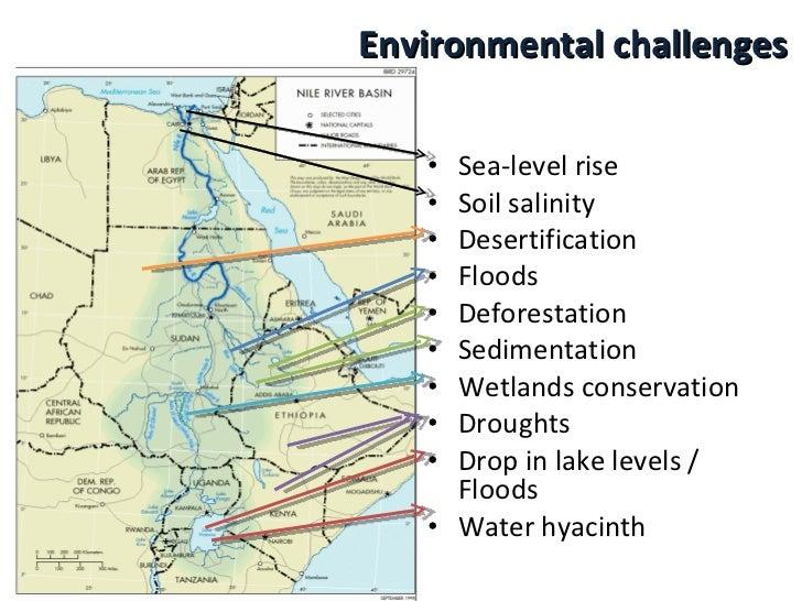 <ul><li>Sea-level rise </li></ul><ul><li>Soil salinity </li></ul><ul><li>Desertification </li></ul><ul><li>Floods </li></u...