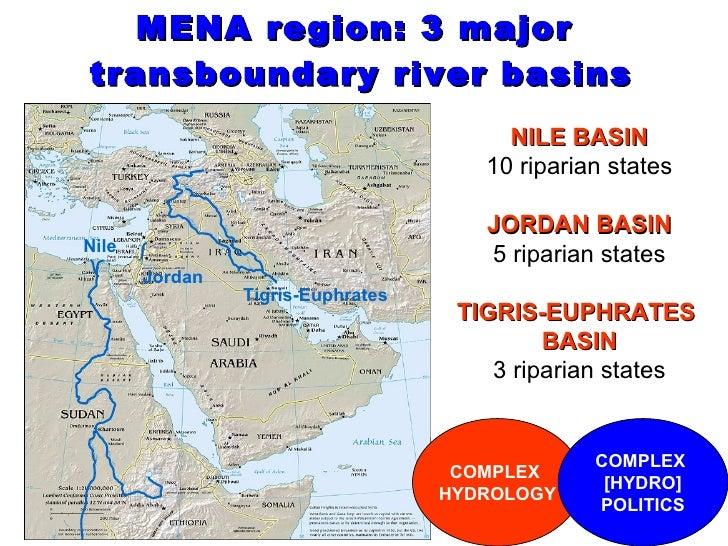 Cascao Evora Sharing Transboundary Waters Power Mena Region