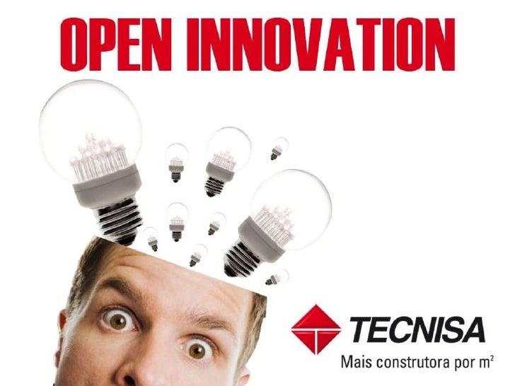 Case de Open Innovation Tecnisa