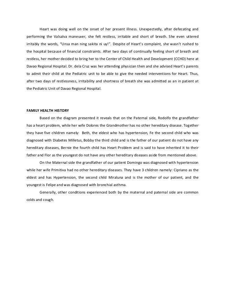 examples of nursing essays