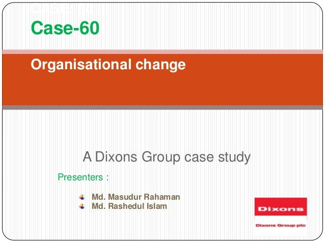 case study on organisational change in apple Why apple inc is such a successful company  let's see the case study about apple how apple using and apply learning organization and best practice in their .