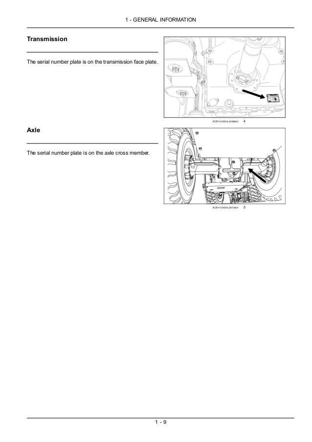 Operator's manual for Case 821F, 921F Tier 4 wheel loader