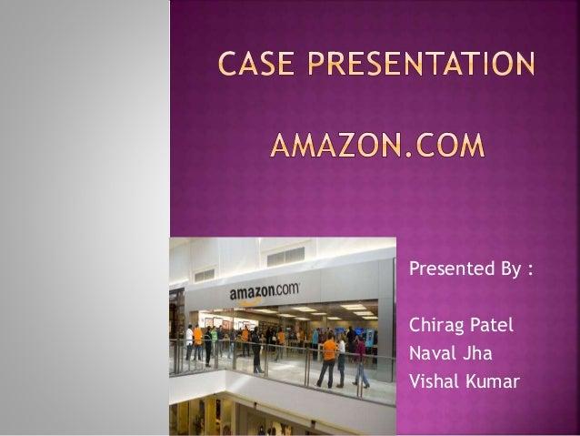 Case   amazon.com Slide 2