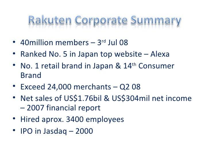 <ul><li>40million members – 3 rd  Jul 08  </li></ul><ul><li>Ranked No. 5 in Japan top website – Alexa  </li></ul><ul><li>N...