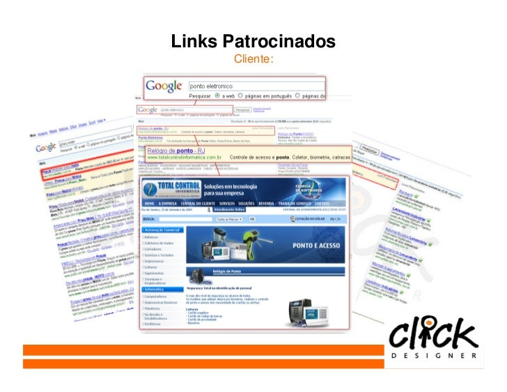 Links Patrocinados      Cliente: