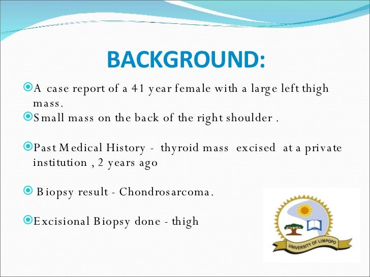pathology report hillcrest case 8 Quality assurance and peer-review practices in surgical pathology have been well described in the literature, but the majority of these reports apply to the realm of general surgical pathology we focused on the peer-review reporting system of a specialty women's health pathology practice consisting exclusively of breast and gynecologic pathology, with the specific aims of identifying.