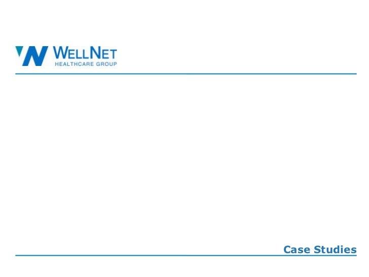 Case Studies<br />