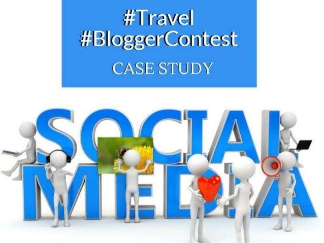 #Travel #B| oggerContes'l:   CASE STUDY