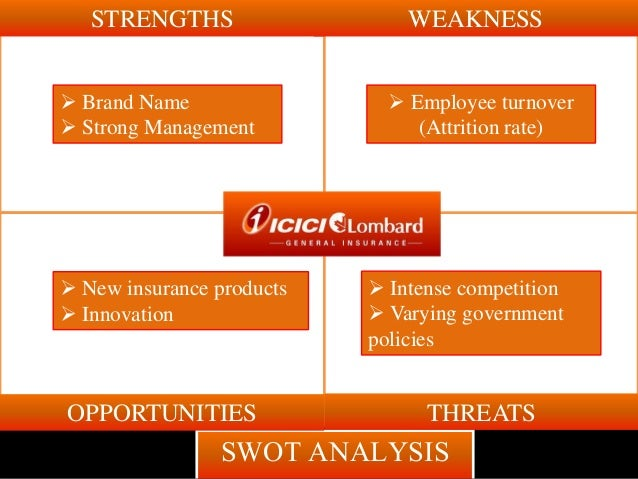 analysis of the icici lombard insurance company business essay 3) he became the ceo of icici lombard general insurance in the year 2002 and headed the company for five years till 2007 bakhshi built the general insurance company from scratch which is now the largest general insurance company in the private sector.