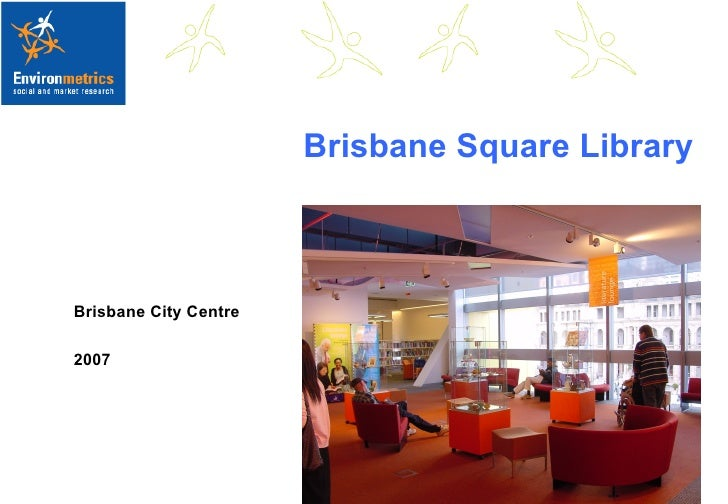 Brisbane Square Library Brisbane City Centre  2007