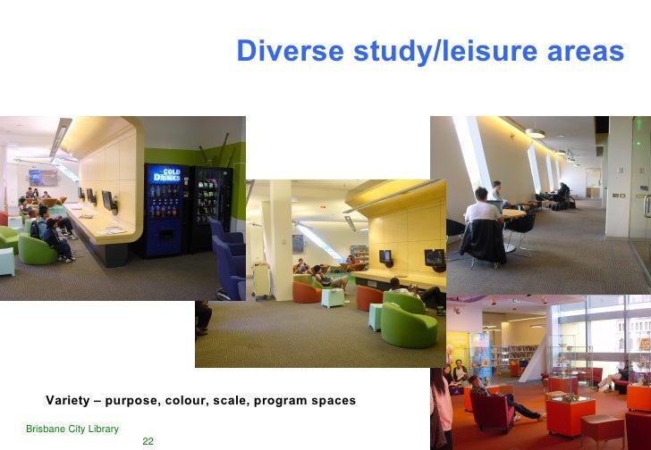 Brisbane City Library Case Study