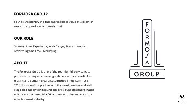 FORMOSA GROUP STYLESCAPES