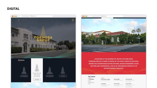 Case Study Examples from Keone Chong