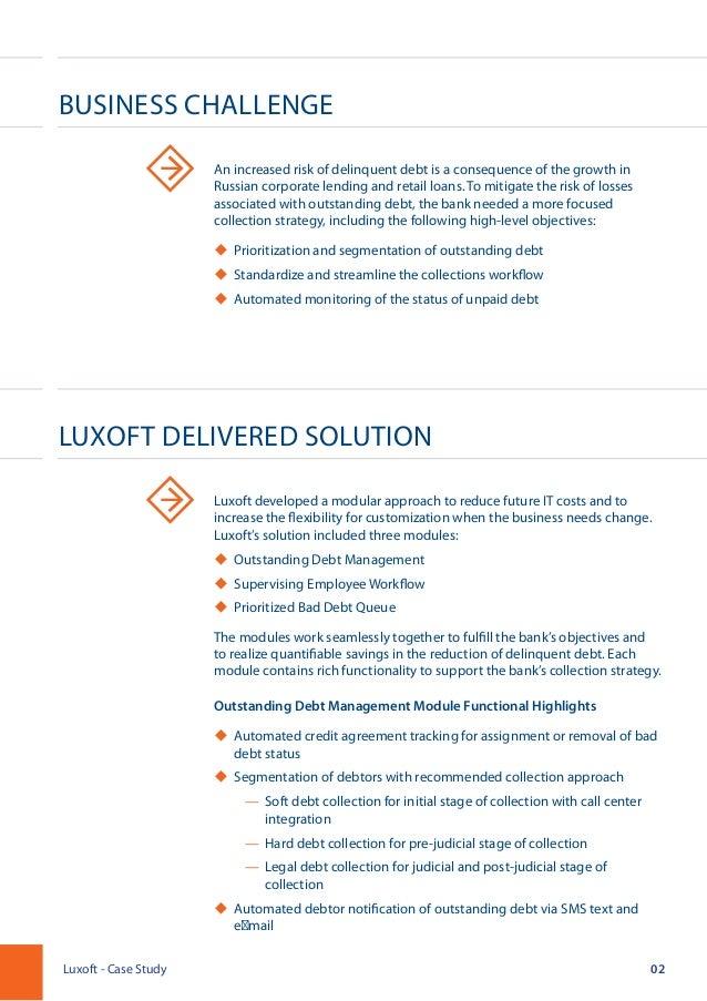 Investment banking case studies - SlideShare