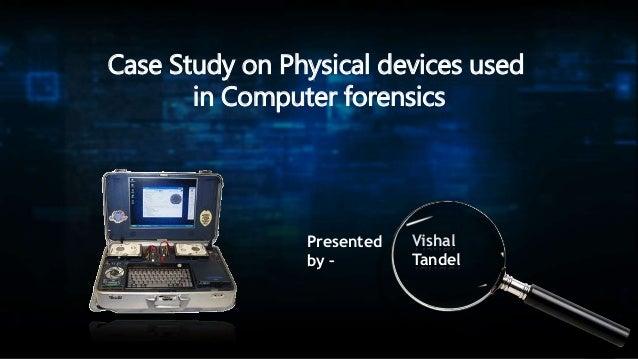 Digital and Computer Forensics Case Studies