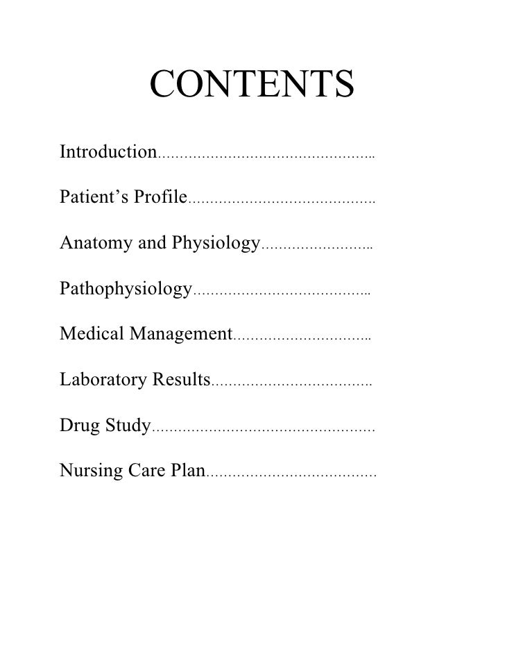 Surgical case studies for nursing students