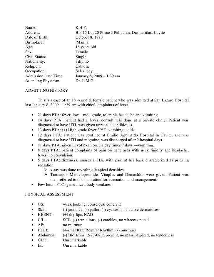 case study meningitis Summary for approach to case of meningitis - a free powerpoint ppt presentation (displayed as a flash slide show) on powershowcom - id: 381585-otzly.