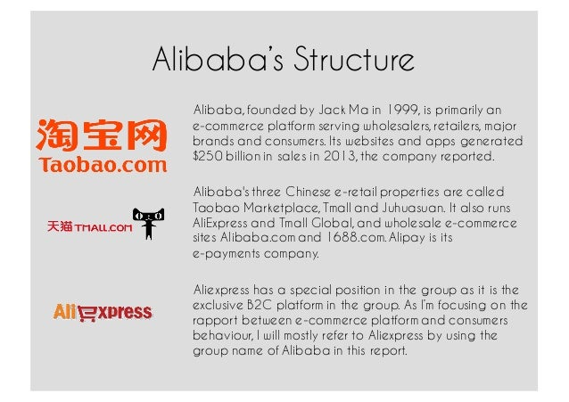 taobao case analysis Team presentation in the module global strategy with the task to analyze the battle between ebay and taobao within the chinese ecommerce market and its inferen.